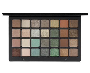 Eyeshadow Palette 28 Green Brown