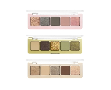 Natasha Denona | New Mini Eyeshadow Palette Trio