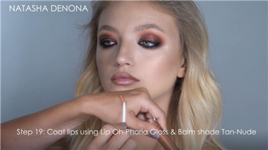 Natasha Denona | How-To Tutorial: Create a Soft Smokey Multichrome Bronze Look for Hooded Eyes
