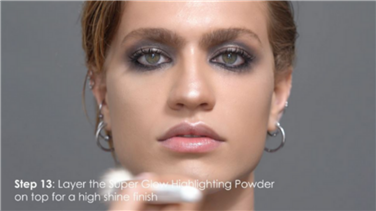 Natasha Denona | How-To Tutorial: Create a Rock Chic Look using the GLAM EYESHADOW PALETTE