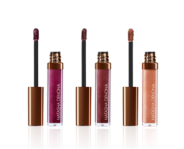 Natasha Denona | Mark Your Metallic Liquid Lips Trio